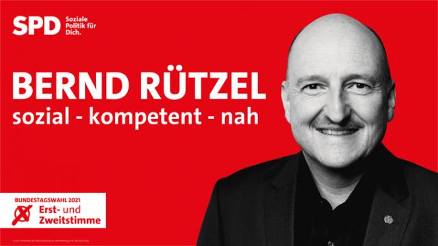 Bernd Rützel - sozial - kompetent - nah